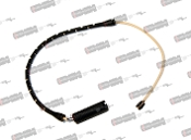 BMW E38 740i 740iL FRONT LEFT BRAKE PAD SENSOR